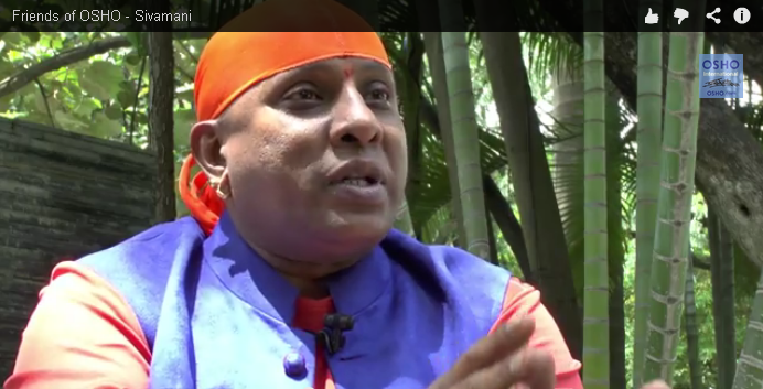 Friends of OSHO - Sivamani