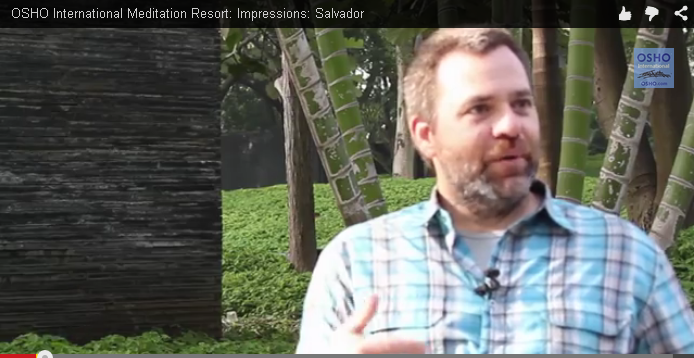 OSHO International Meditation Resort: Impressions: Salvador