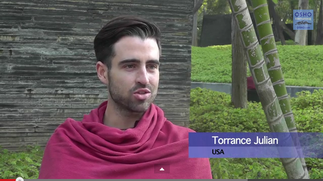 OSHO International Meditation Resort: Impressions: Torrance Julian