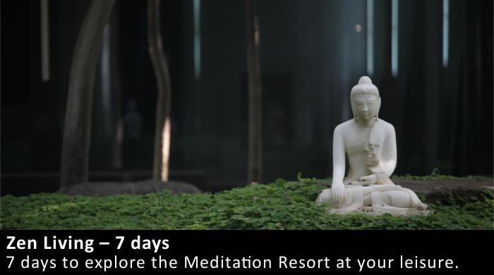 Zen Living – 7 Days