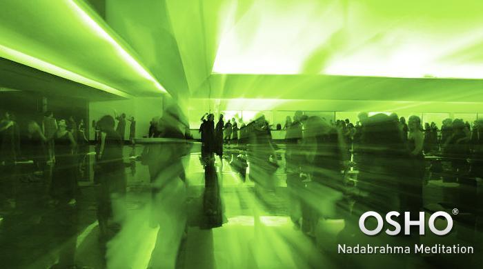 OSHO Meditação Nadabrahma