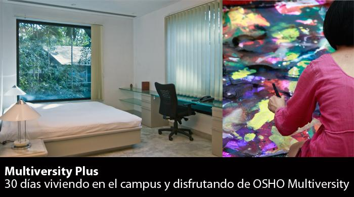 Programas residenciales OSHO Living In
