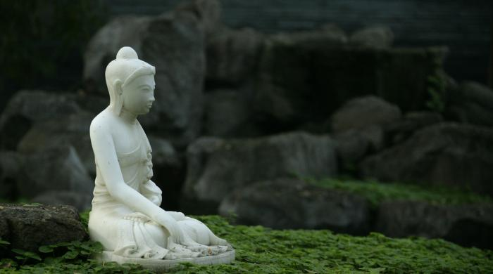 瞑想は...